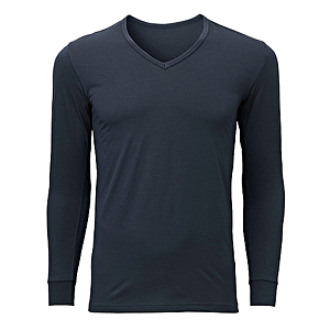 full sleeve v-neck t shirt